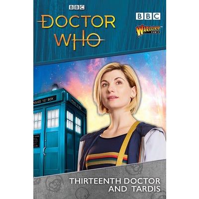 The Thirteenth Doctor & TARDIS