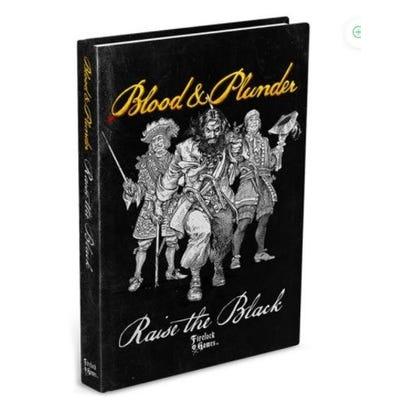 Raise the Black Expansion Book