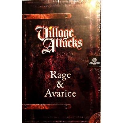 Village Attacks: Rage & Avarice