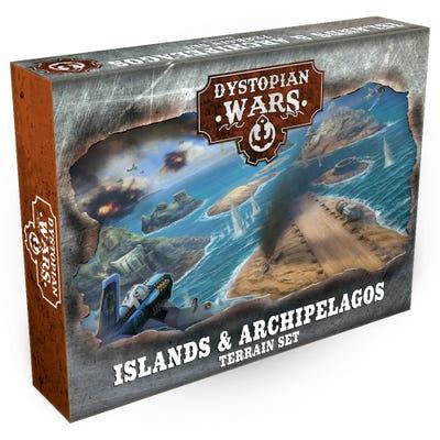 Islands and Archipelagos Set