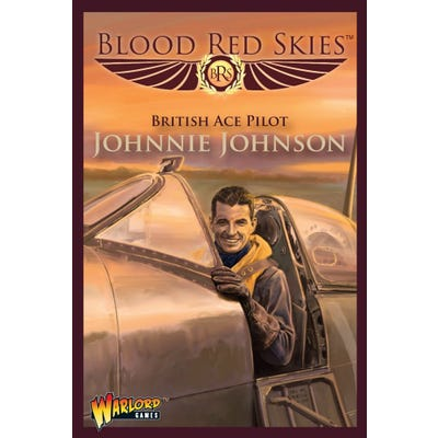 Johnnie Johnson Spitfire Ace