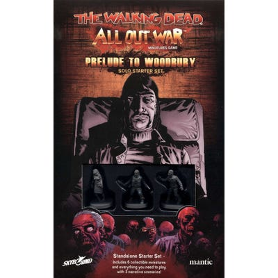 The Walking Dead Miniatures Game - Prelude to Woodbury