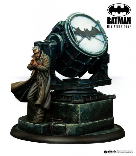 Commissioner Gordon - Back To Gotham