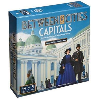 Capitals: Between Two Cities Exp