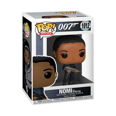 POP! Vinyl: James Bond - Nomi (No Time to Die)