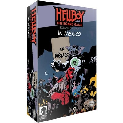 Hellboy: Hellboy in Mexico Exp
