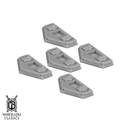 The Directorate Fighter Tokens x5