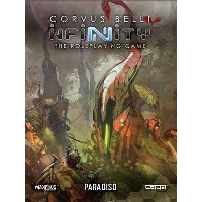 Infinity: Paradiso Planet Book