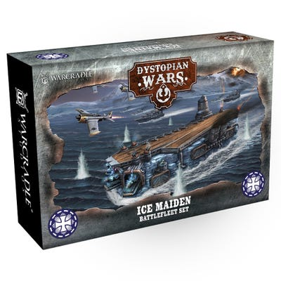 Ice Maiden Battlefleet Set