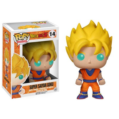 POP! Vinyl: Dragonball Z - Super Saiyan Goku