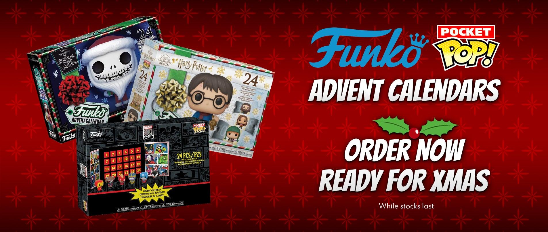Advent Calendars - Funko - Warcradle Distribution