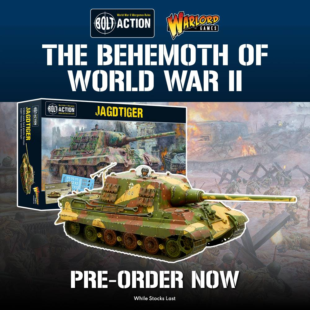 Bolt Action - Warlord Games - Warcradle Distribution