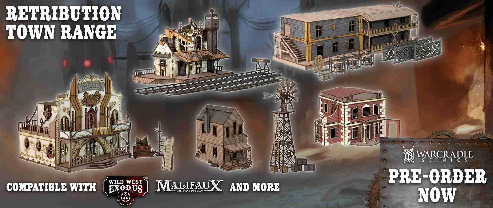 Warcradle Studios New Releases - Warcradle Distribution