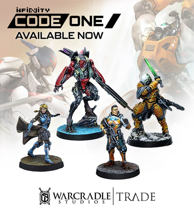 New Corvus Belli - Infinity CodeOne