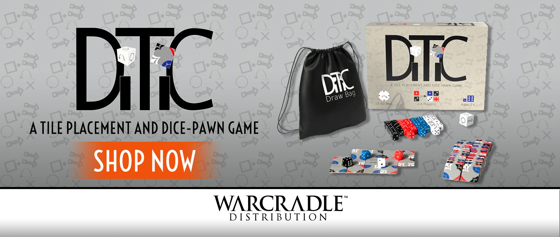 Warcradle Distribution - DiTiC Board Games